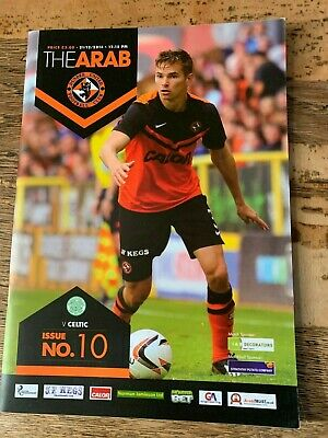£1.99 • Buy Dundee United HOME Programmes 1990s And 2000s Choose From List