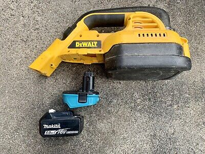 AU58.90 • Buy Makita 18v Battery Adapter To Dewalt Xrp Tools For Old Ni-cad Post Style Battery
