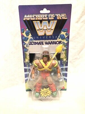 $65.99 • Buy Mattel - Masters Of The WWE Universe - Action Figure - Ultimate Warrior - NEW