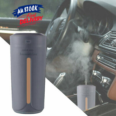 AU19.99 • Buy 230ML  Purifier  Home Office Car  Air Humidifier Diffuser With LED USB