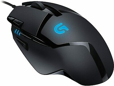 AU50 • Buy Logitech G402 Hyperion Fury 910-004070 Ultra Fast Wired Gaming Mouse