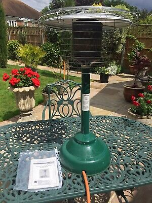 Landmann  Outdoor Gas Table Heater - Model 12013 With Attached Gas Cylinder • 30£