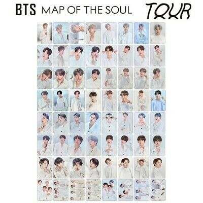 $8 • Buy BTS Map Of The Soul Tour Mini Photocard