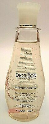 DECLEOR SOOTHING CLEANSING WATER - 400ml - GREAT VALUE - 30,000+ FEEDBACK • 6.80£