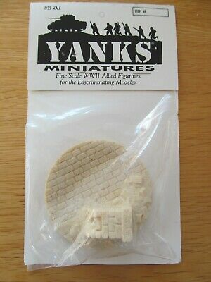 YANKS Miniatures 9764 Resin Figure Base In 1:16 Scale • 6.49£