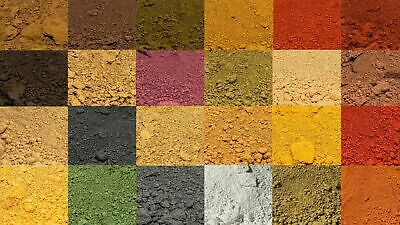 £6.49 • Buy Cement Dye Pigment Powder Colour For Concrete, Grout, Render, Mortar, Pointing