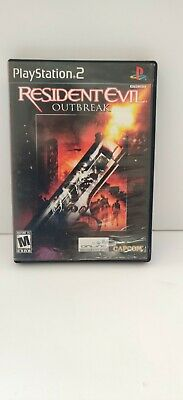 $21.19 • Buy Resident Evil Outbreak - PS2 Playstation 2 - COMPLETE Game Tested And Working