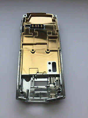Original Nokia 8850 8890 Chassis Middle Frame Cover Volume Button Antenna • 24.99£