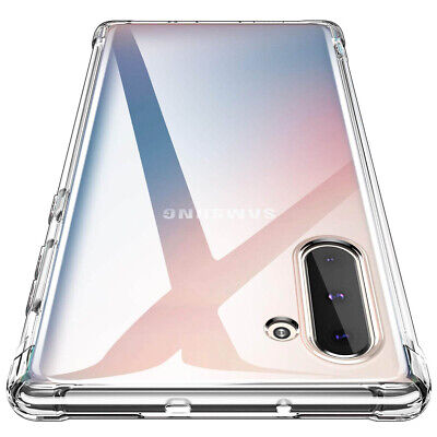 AU11.58 • Buy For Samsung Galaxy S8 S9 Plus Shockproof 360 Full Body Soft TPU Phone Case Cover