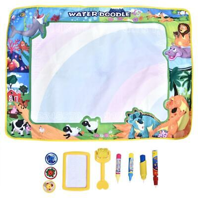£13.66 • Buy Reusable Magical Water Drawing Painting Board Doodle Mat With Pen Children Toy