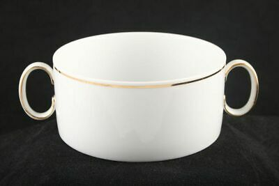 £16.10 • Buy Thomas - Medaillon Gold Band - White With Thin Gold Line - Soup Cup - 66864G