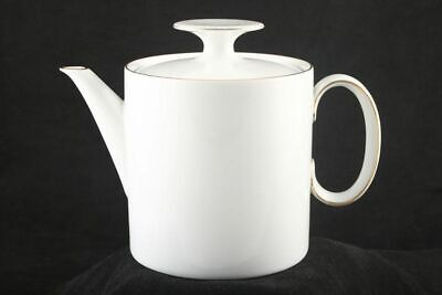 £42.90 • Buy Thomas - Medaillon Gold Band - White With Thin Gold Line - Teapot - 66874G