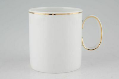 £9.65 • Buy Thomas - Medaillon Gold Band - White With Thin Gold Line - Teacup - 66875G