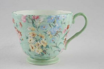 Shelley - Melody - Green Edge - Teacup - 215869G • 20.26£