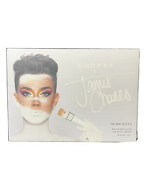 $28.50 • Buy Morphe X James Charles Mini Palette Artistry Eye Shadow Makeup 100% Authentic