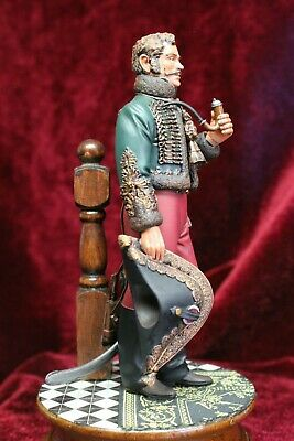 Napoleonic Painted Figure, General Louis Lassalle 120mm On Scenic Base Resin  • 75£