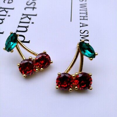 $ CDN25 • Buy Kate Spade Cherry Earrings