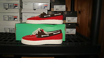 $19.99 • Buy Womens Polo Ralph Lauren Corduroy Shoes Red Brown Sz 7.5 Or 8