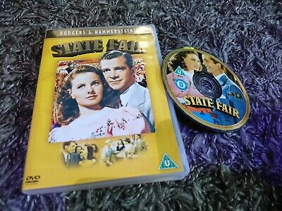£2.50 • Buy State Fair (DVD, 2004) Rodgers And Hammerstein