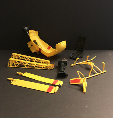 $ CDN91.10 • Buy PART ONLY Vintage 12 Inch Hasbro GI JOE Adventure Team Helicopter PARTS ONLY LOT