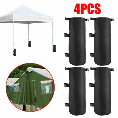 AU28.89 • Buy 4x Leg Weight Bag Sand Bags For Outdoor Pop Up Gazebo Garden Party Marquee Tent