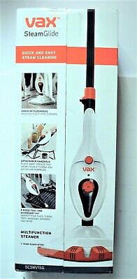 VAX Steam Glide Multifunction Steamer SCSMV1SG Brand New Fully Boxed RRP £69 • 40£