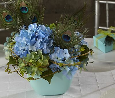 £15.32 • Buy Just For Flowers Transparent Satin Finish-Hydrangea Blue