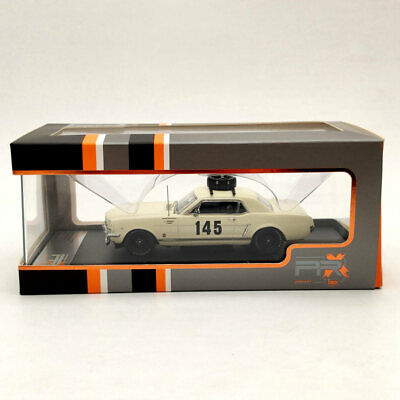 £28.05 • Buy 1:43 Premium X FORD MUSTANG #145 C/T Rally Monte Carlo 1966 PRD316 Beige Limited