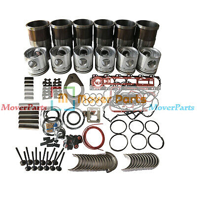 AU2442.73 • Buy Overhaul Rebuild Kit For Cummins 855 NT855 Engine