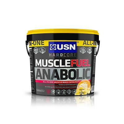 USN Muscle Fuel Anabolic 4kg • 48.99£