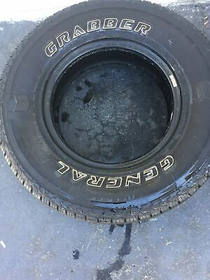 $150 • Buy (2) General Grabber P235/75R15 XL 109T