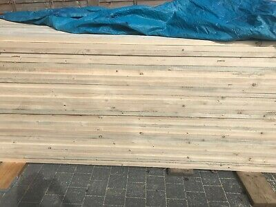 £12 • Buy Brand New Pine Scaffold Boards - CUT TO SIZE (in Feet)