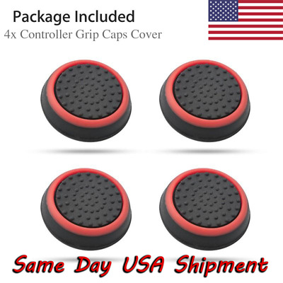 AU2.55 • Buy 4X Controller Accessories Thumb Stick Grip Joystick Cap For PS3 PS4 XBOX ONE