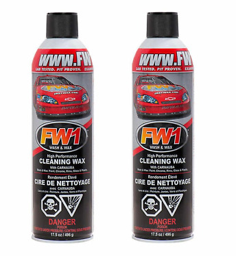 $ CDN49.36 • Buy 2 FW1 FW1 Exterior Wash And Wax Spray High Performance Car Cleaning Waterless