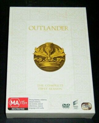 AU12.99 • Buy Prerowned DVD - Outlander The Complete First Season [B8]