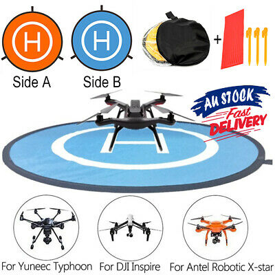 AU16.85 • Buy Landing Pad FPV Drone Launch Pad Parking Compatible With DJI Spark Mavic Air Pro