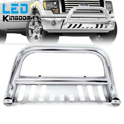 $98.90 • Buy 3'' Stainless Steel Bull Bar Bumper Guard For 04-20 Ford F-150/03-17 Expedition