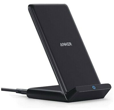 AU42.99 • Buy Anker Fast Wireless Charger, 10W Wireless Charging Stand, Qi-Certified PowerWave