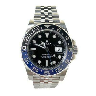 $ CDN23123.18 • Buy Rolex GMT MASTER II 126710BLNR Batman Ceramic Jubilee