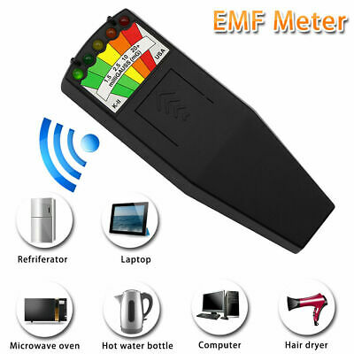 AU48.92 • Buy New K2 EMF Meter Magnetic Field Detector Ghost Hunting Paranormal Equipment Tool