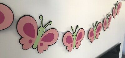 Butterfly Bunting • 5£