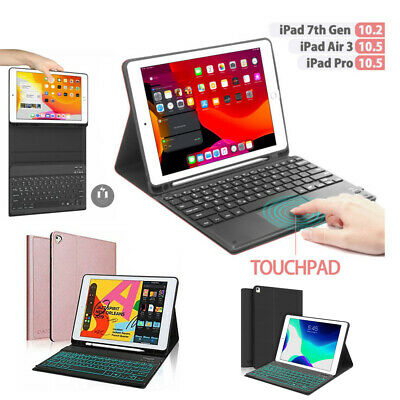 AU43.99 • Buy Bluetooth Keyboard Case For IPad 5/6/7/8th Gen 10.2 Pro 11/9.7/10.5 Air 4th 3 2