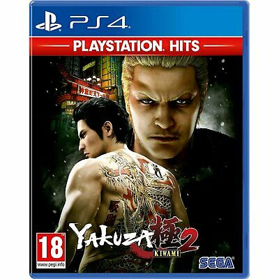 AU31.96 • Buy Yakuza Kiwami 2 PS4 Game (PlayStation Hits)
