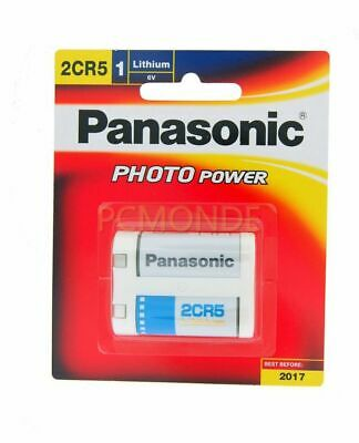 $ CDN65.90 • Buy Panasonic 2CR5 Photo Lithium Battery (T38639)