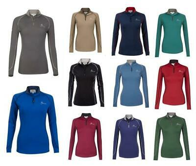 My LeMieux Base Layer Technical Wicking Stretch XC Top - All Colours • 37.95£