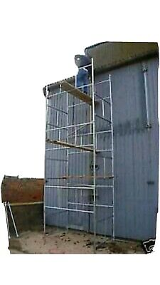 Tower Scaffold 21ft Working Height  • 240£