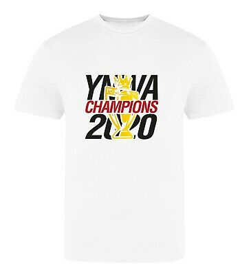 Inspired By Liverpool YNWA  T-SHIRT 2020 League Winner Champions • 12.99£