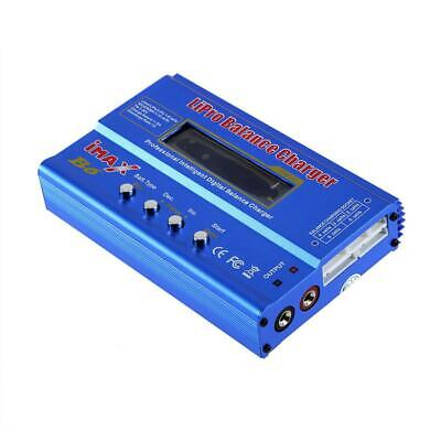 AU37.04 • Buy IMAX B6 80W Lipo NiMh Batteries Balance Digital Charger For RC Helicopter