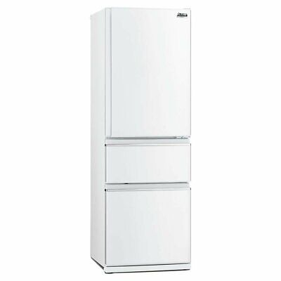 AU1168 • Buy NEW Mitsubishi Electric 402L Bottom Mount Fridge MR-CX402EJ-W-A2