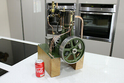 Live Steam Stuart 5a Marine Steam Launch Boat Traction Engine - Complete! • 1,500£